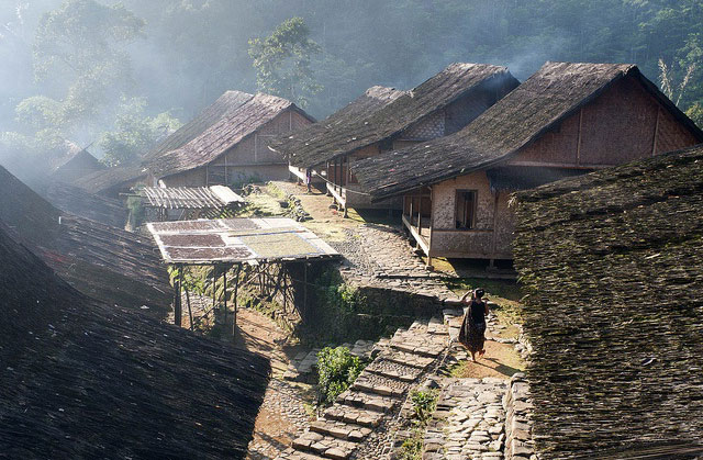 Outer baduy Indonesia